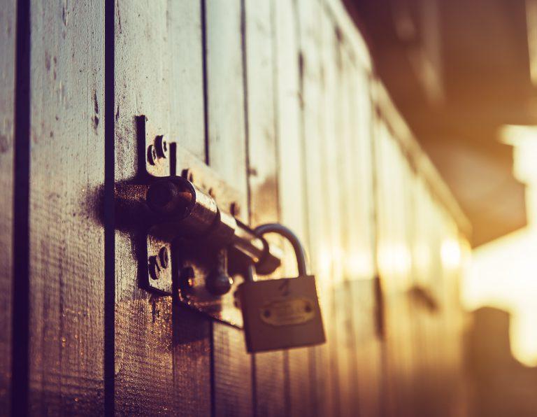locking down assets